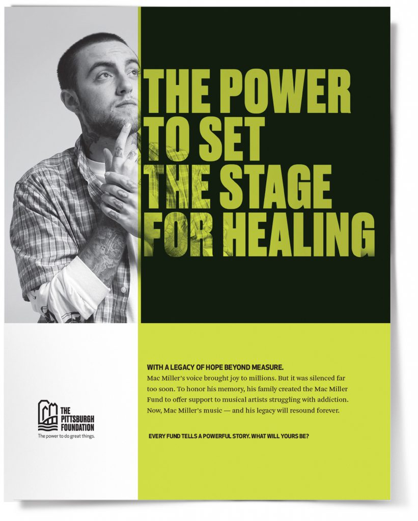 The power to set the stage for healing
