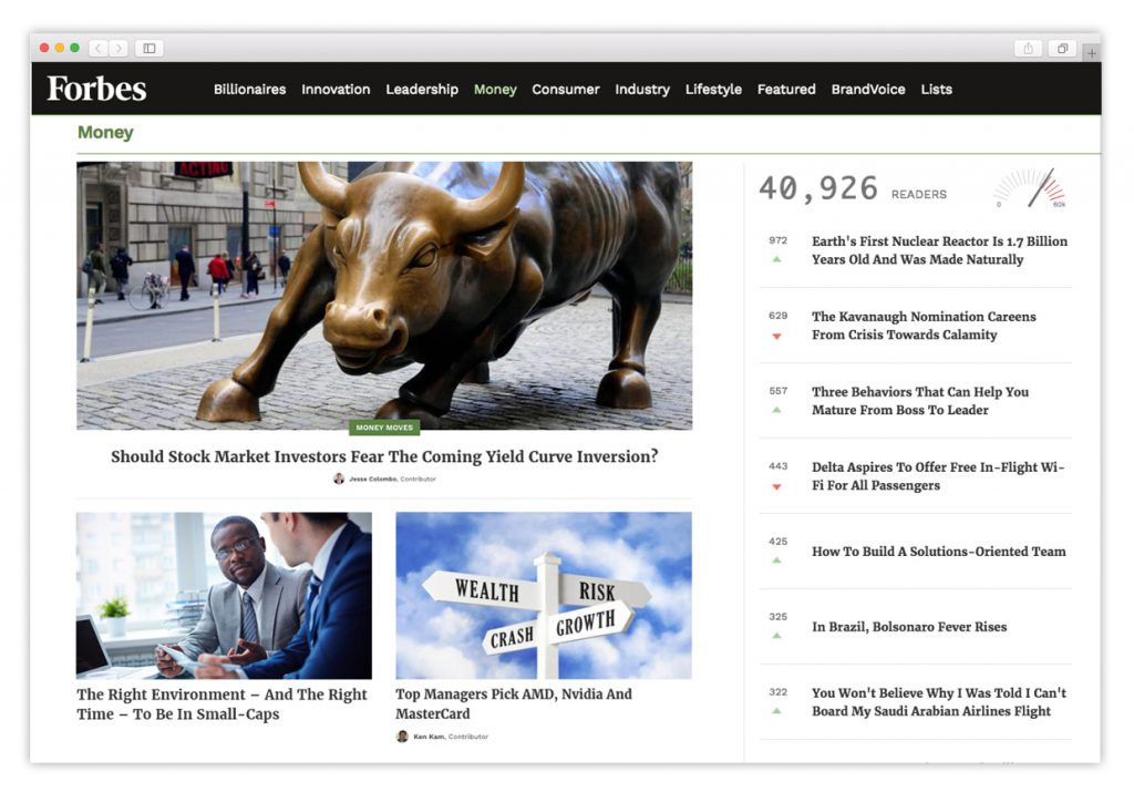 Federated Investors Forbes
