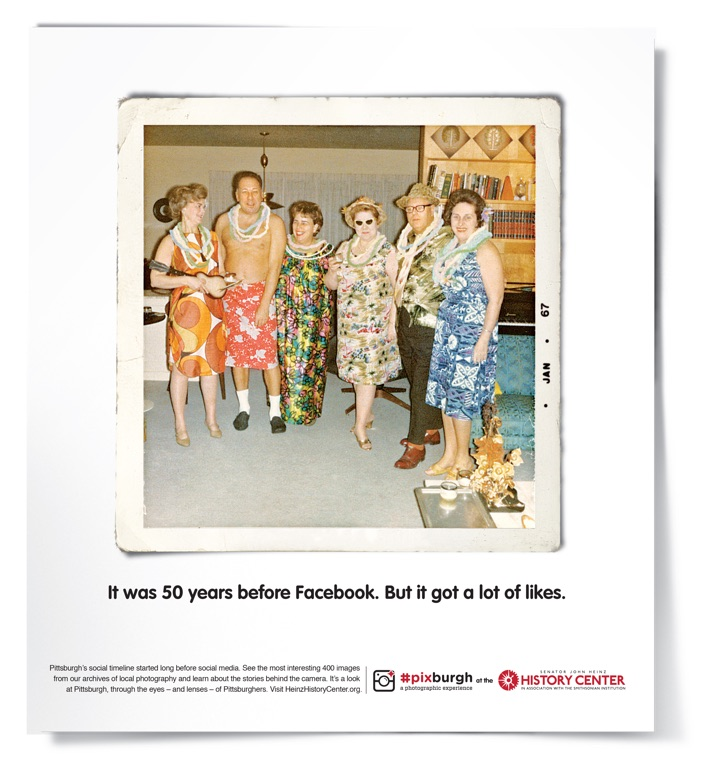 It was 50 years before Facebook. But it got a lot of likes.