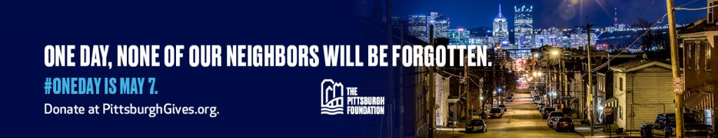 The Pittsburgh Foundation - #oneday