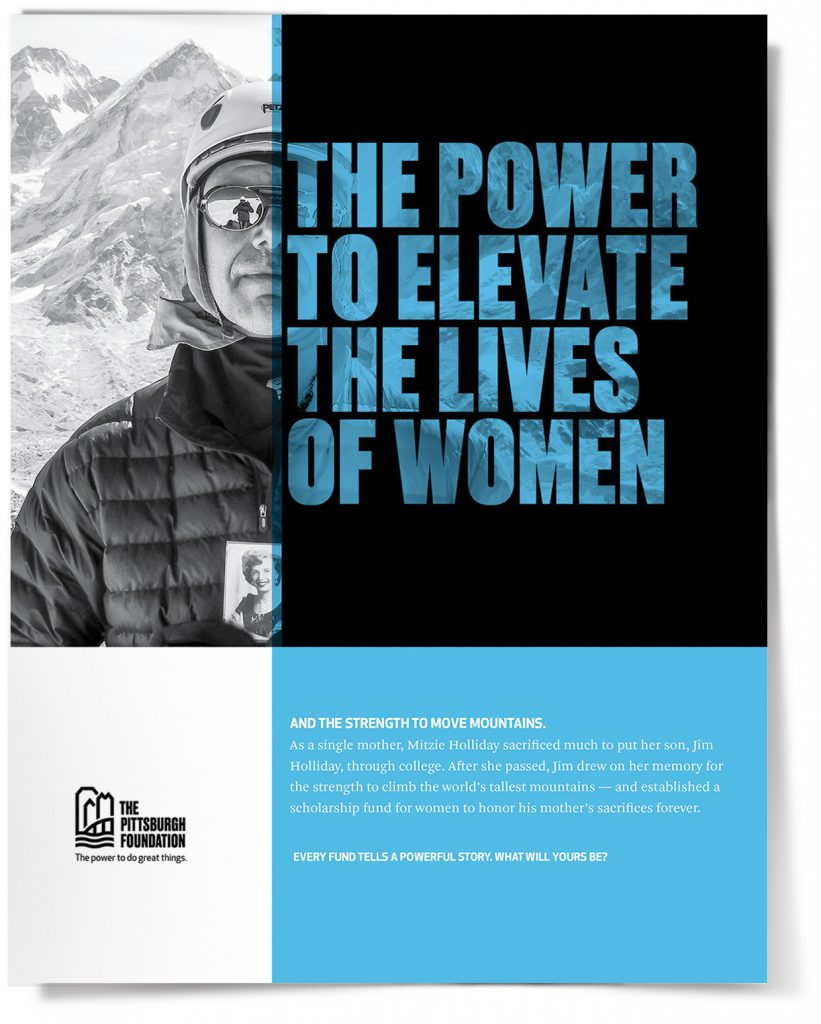 The power to elevate the lives of women