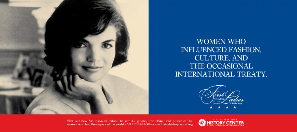Women who influence fashion, culture and the occasional international treaty.